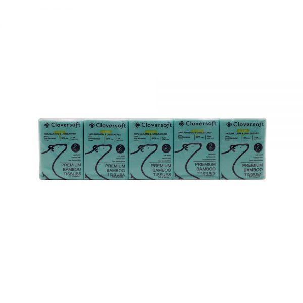 Pocket Tissue 2 Ply